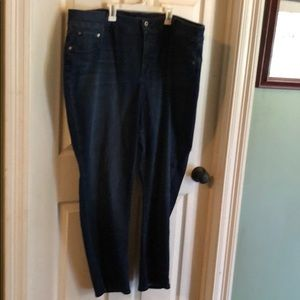 Lucky Brand Emma Straight jeans